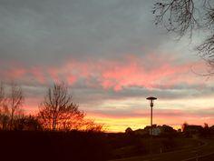 Sonnenaufgang 07.02.2016