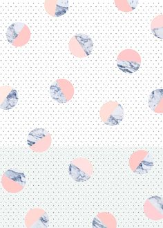 MARBLE Art Print by KIND OF STYLE
