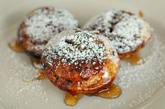 Ebelskivers recipe & how-to.  These are so yummy, and more fun than pancakes!!