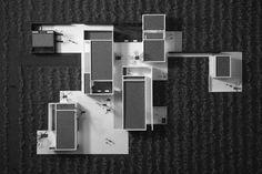 Centro de Colaboración Arquitectónica: Vinícola Cuna de Tierra; San Luis de la Paz, Gto.; 2011-2013; modulo, architectural model, maqueta, maquette