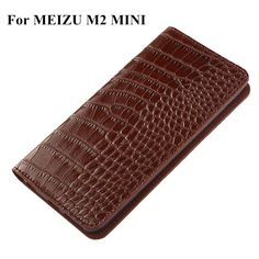 Meizu m2 mini Case High quality Crocodile Patterm Pu leather Cover case for MEIZU M2 MINI Wallet Flip Phone bag Cover -*- AliExpress Affiliate's buyable pin. Find out more on www.aliexpress.com by clicking the image #PhoneFlip Cases