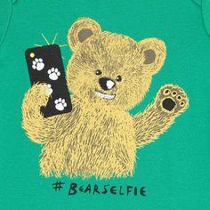 Teddy Selfie Bear T-shirt-product