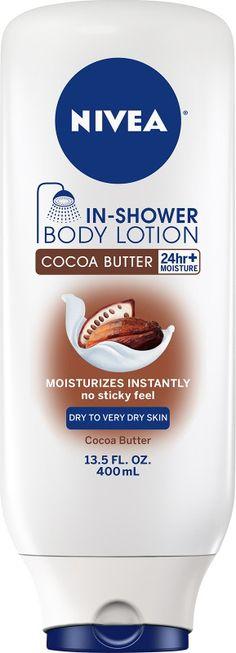 Nivea Cocoa Butter In Shower Lotion | Ulta Beauty