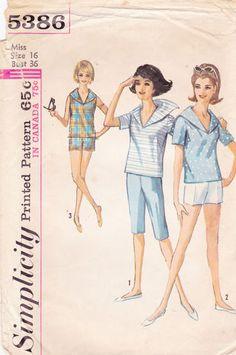 vintage pattern $4.99 ebay