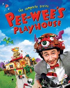 """""""Pee-wee's Playhouse: The Complete Series"""" contains 45 episodes plus """"Pee-wee's Playhouse Christmas Special,"""" remastered in hi-def."""