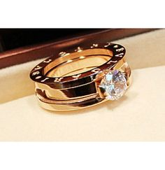 Class Wedding Ring Of Bvlgari | Accessoires | Pinterest | Wedding Style And Classic