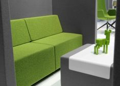 JAZZ Chill Out and JAZZ Silent Box | Design by Strand + Hvass | Narbutas