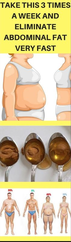 TAKE THIS 3 TIMES A WEEK AND ELIMINATE ABDOMINAL FAT VERY FAST! – Toned