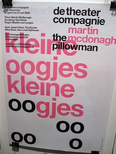 Experimental Jetset 10 years of posters