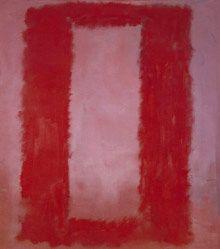 Mark Rothko room at Tate Modern - London