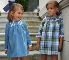 Playtime dress by Oliver and S | With mods