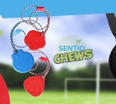 READ post >>Need COOL Chew Necklaces for One Who Must Bite, Chew, Fidget?- KidCompanions Chewelry and #SentioCHEWS are both mouth fidgets and hand fidgets. Our #KidCompanions were designed by Pierrette in 2006 and she designed our SentioCHEWS in 2013. #pediOt