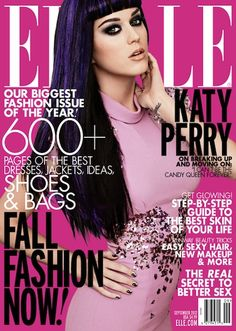 Katy Perry elle sept. 2012