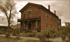 bannack montana | bannack montana a cold day around the old ghost two of bannack mt ...