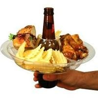 The Go Plate Reusable Food     #pintowinGifts @Gifts.com