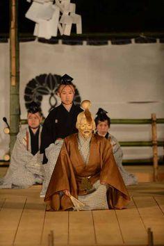 薪御能 一日目 : 奈良能公演日誌