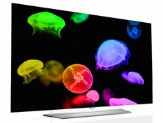 The LG 65EF9500 is the most recently released LG OLED TV.