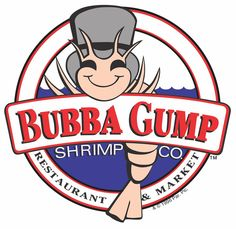 Resultado de imagen para bubba gump logo