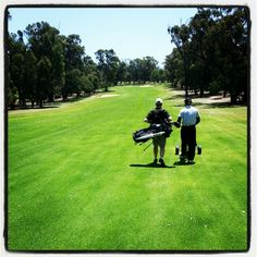 Afternoon @ Wembley golf course Golf Exercises, Perth, Golf Courses, Fitness