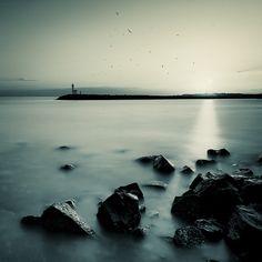 Last Light by  David.Keochkerian , via Flickr