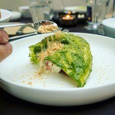 http://ift.tt/2f6l066 koskaan maistanut salaatin lehdestä tehtyä kastiketta? En minäkään ennenkuin kävin Olo Gardenissa