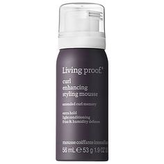Living Proof - Curl Enhancing Styling Mousse #sephora