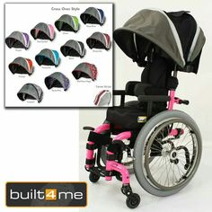 Wheelchair Canopy at wheelchairguys.com