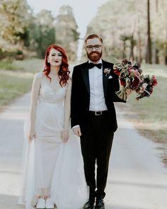 Modern Romantic Western Australia Wedding at The Flour Factory Hipster Wedding, Red Wedding, Wedding Attire, Wedding Dresses, Byron Bay Weddings, Modern Wedding Inspiration, Groom Style, Bridal Style, Wedding Styles