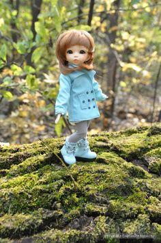 Прогулка по дендрарию. Хабаровск / BJD - шарнирные куклы БЖД / Бэйбики. Куклы фото. Одежда для кукол