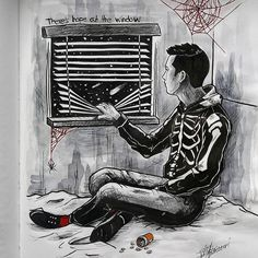 But there's hope out the window|-/ Clique Art