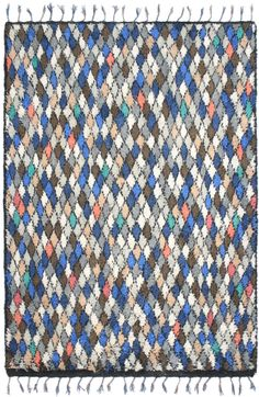 alfombra moderna rombos u miv interiores