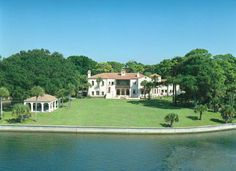 Powel Crosley Estate Weddings - how's this for a back yard? Have your waterfront mansion wedding at the Powel Crosley Estate in Sarasota!