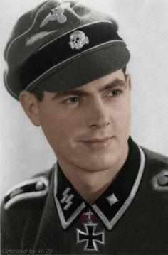 Waffen-ϟϟ Unterscharführer - Alfred Schneidereit