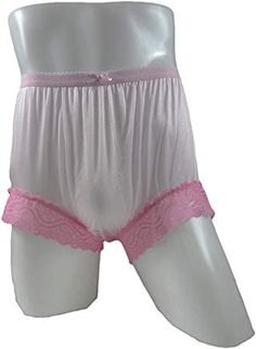 Online shopping from a great selection at watwatshop Store. Satin Panty Pics, Granny Panties, Lingerie Drawer, Hommes Sexy, Crossdressers, Gym Shorts Womens, Underwear, Vintage Fashion, Dressing