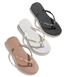 e31e7bbbb5c0 Havaianas SLIM HARDWARE. Not for tool time