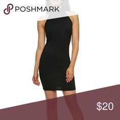 Bodycon mini dress with halter neck Black Forever 21 Dresses Mini
