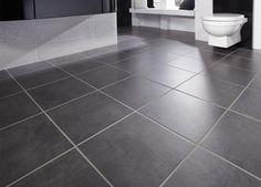 Bathroom Floor Tile Grey