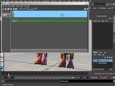 22. Transferring animation with Character Sets and the Trax Editor - YouTube