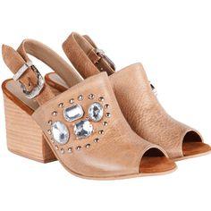 Maggio Rossetto Sandalias y Zapatos Verano 2017 - Calzado de cuero 2017 - El Bazar