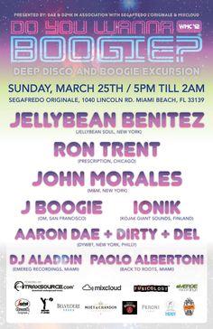 John Morales @ D.Y.W.B/Miami