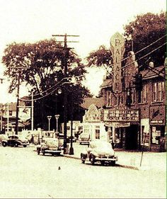 Palace Theater, James St., Eastwood,NY