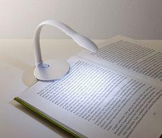 #Lampka LED do czytania #tchibo