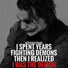 do not complain if you allowed it Joker Qoutes, Best Joker Quotes, Badass Quotes, Dark Quotes, Wise Quotes, Attitude Quotes, Mood Quotes, Motivational Quotes For Life, Inspirational Quotes
