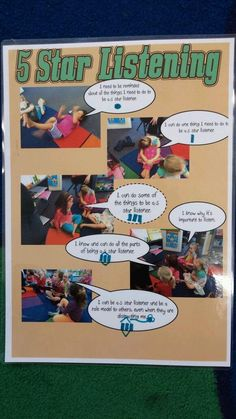 markherring  Junior teachers using picture prompts for listening skills with in our magic new entrant room. Classroom Organisation, Classroom Ideas, Solo Taxonomy, Visible Learning, Listening Skills, Prompts, Teaching Ideas, Literacy, Kindergarten