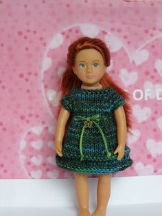 Mini American Girl / Our Generation doll by 4THELOVEOFDOLLS