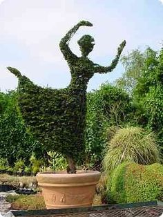 Image detail for -Weird And Wonderful Topiary: Get Inspired
