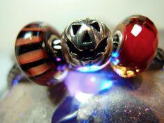 #Trollbeads #Halloween beads!
