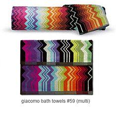 Missoni bath towels thank you very much
