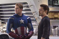 Robert Downey Jr. em Capitão América 3: Marvel confirma Guerra Civil! [cinema] - Minha Série