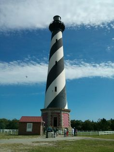 Live from Cape Hatteras Lighthouse 5/25/13.